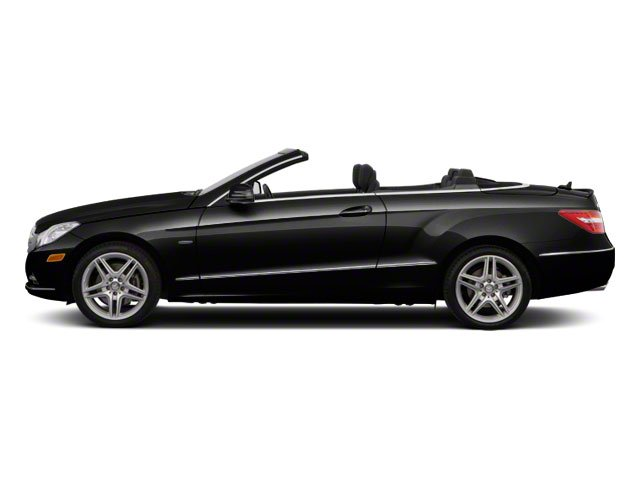 2011 Mercedes E-Class E550 Cabriolet Rear Wheel Drive Power Steering 4-Wheel Disc Brakes Aluminu