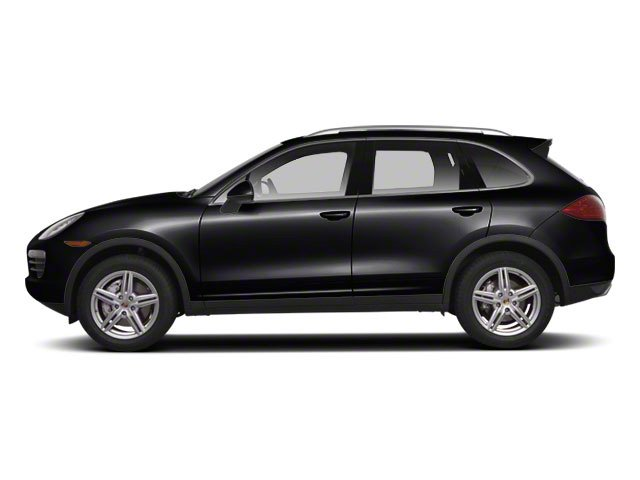 2011 Porsche Cayenne S All Wheel Drive Power Steering 4-Wheel Disc Brakes Aluminum Wheels Tires