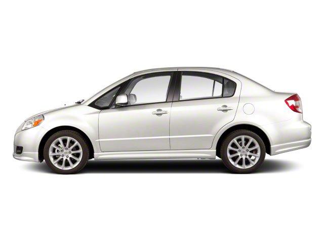 2011 Suzuki SX4  Front Wheel Drive Power Steering 4-Wheel Disc Brakes Aluminum Wheels Tires - F