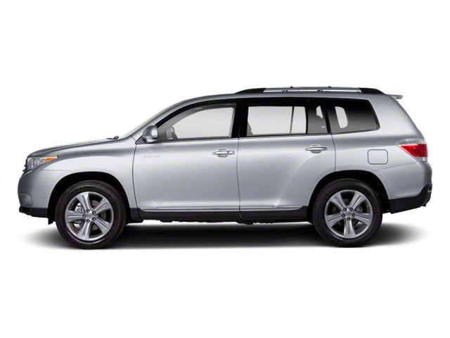 2011 Toyota Highlander Limited Heated Mirrors Four Wheel Drive Power Steering 4-Wheel Disc Brake