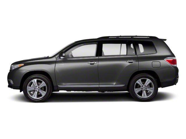 2011 Toyota Highlander  Front Wheel Drive Power Steering 4-Wheel Disc Brakes Aluminum Wheels Ti