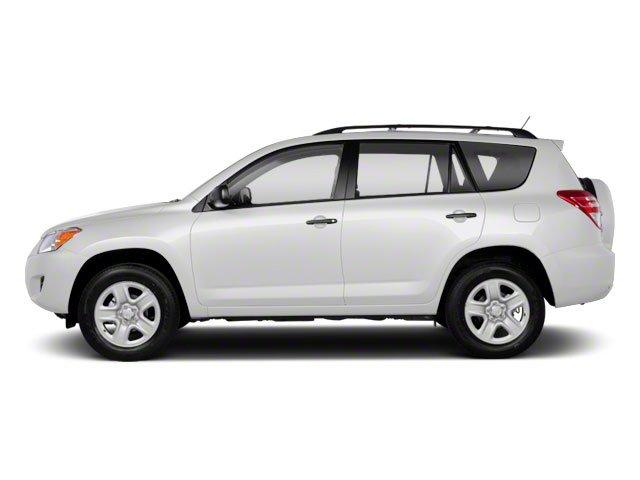 2011 Toyota RAV4 4DR I4 4WD Four Wheel Drive Power Steering 4-Wheel Disc Brakes Wheel Covers St