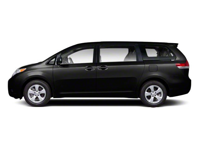 2011 Toyota Sienna LIMITED AWD All Wheel Drive Power Steering 4-Wheel Disc Brakes Aluminum Wheel