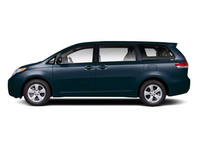2011 Toyota Sienna LE Front Wheel Drive Power Steering 4-Wheel Disc Brakes Aluminum Wheels Tire