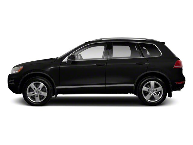 2011 Volkswagen Touareg  Turbocharged Four Wheel Drive Tires - Front All-Season Tires - Rear All