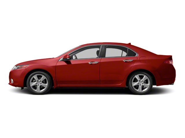 2012 Acura TSX Special Edition Milano Red