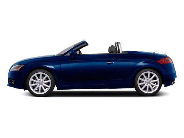 2012 Audi TT 20T Premium Plus Turbocharged All Wheel Drive Power Steering 4-Wheel Disc Brakes