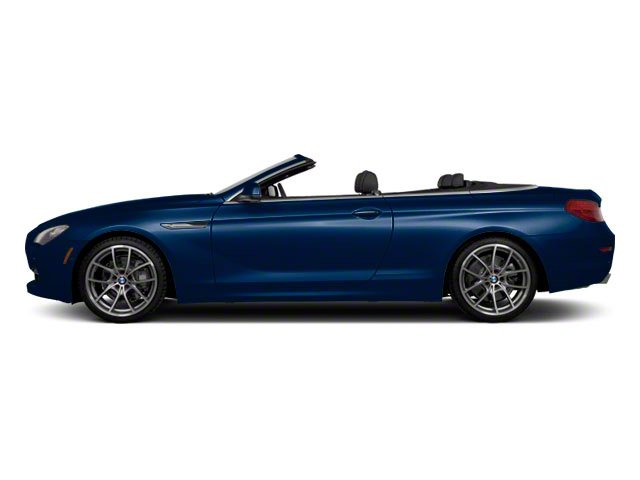 2012 BMW 6 Series 650i PREMIUM SOUND PKG  -inc satellite radio w1-yr subscription  premium high-f