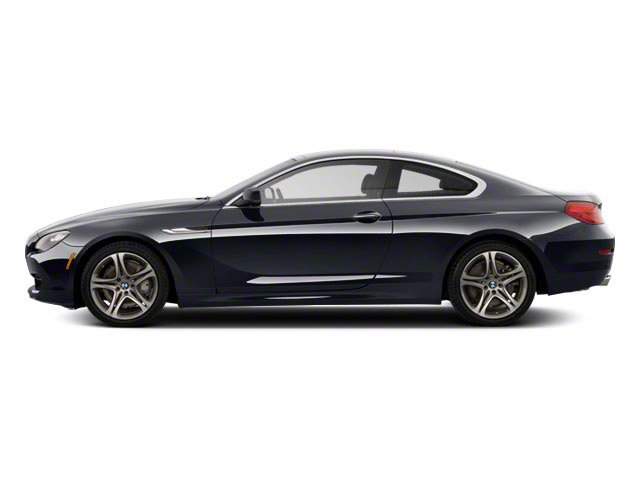 2012 BMW 6 Series 650i ACTIVE ROLL STABILIZATION ARS COLD WEATHER PKG  -inc heated steering whe