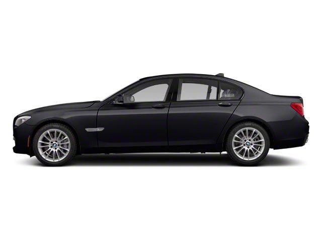 2012 BMW 7 Series 740Li CONVENIENCE PKG  -inc Comfort Access keyless entry  automatic soft-close d