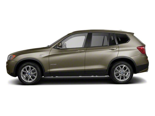 2012 BMW X3 35i COLD WEATHER PKG  -inc heated front seats  heated steering wheel  split fold-down
