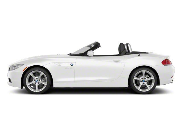 2012 BMW Z4 sDrive35i 7-SPEED SPORT TRANSMISSION WDOUBLE CLUTCH  -inc sport steering wheel wpadd