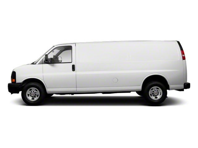 2012 Chevrolet Express Cargo Van Work Van Rear Wheel Drive Power Steering ABS 4-Wheel Disc Brake