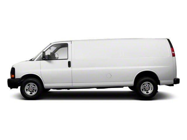 2012 Chevrolet Express Cargo Van RWD 1500 135 Rear Wheel Drive Power Steering ABS 4-Wheel Disc