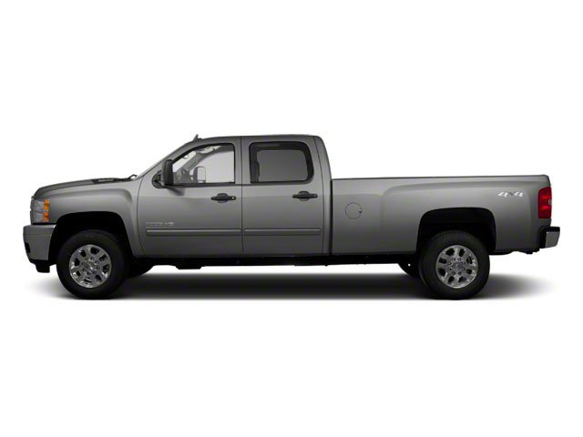 2012 Chevrolet Silverado 3500HD LTZ Dual Rear Wheels LockingLimited Slip Differential Four Wheel