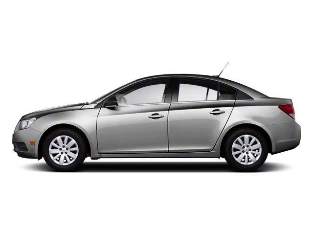 2012 Chevrolet Cruze LT w1LT Turbocharged Front Wheel Drive Power Steering Front DiscRear Drum