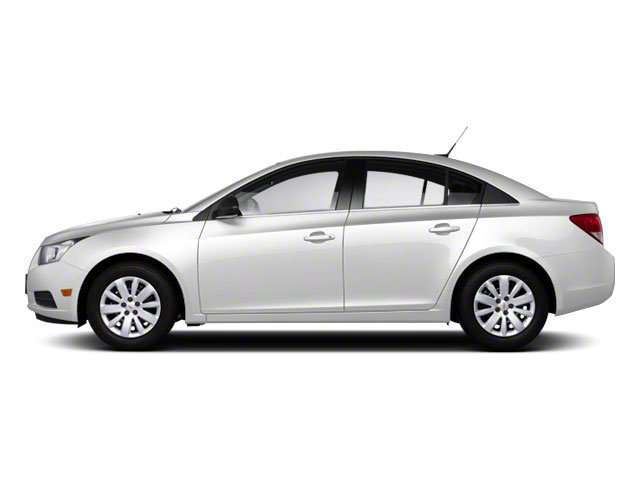 2012 Chevrolet Cruze ECO Turbocharged Front Wheel Drive Power Steering Front DiscRear Drum Brak