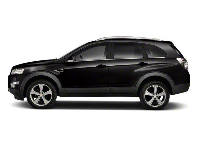 2012 Chevrolet Captiva Sport Fleet LS w2LS Front Wheel Drive Power Steering ABS 4-Wheel Disc Br