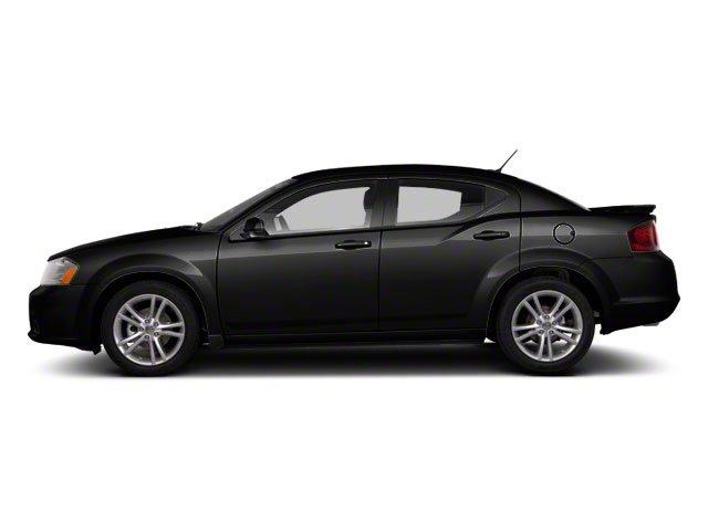 2012 Dodge Avenger SXT Plus Front Wheel Drive Power Steering ABS 4-Wheel Disc Brakes Aluminum W