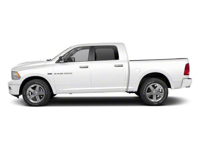 2012 Ram 1500 Laramie Rear Wheel Drive Power Steering ABS 4-Wheel Disc Brakes Chrome Wheels Ti