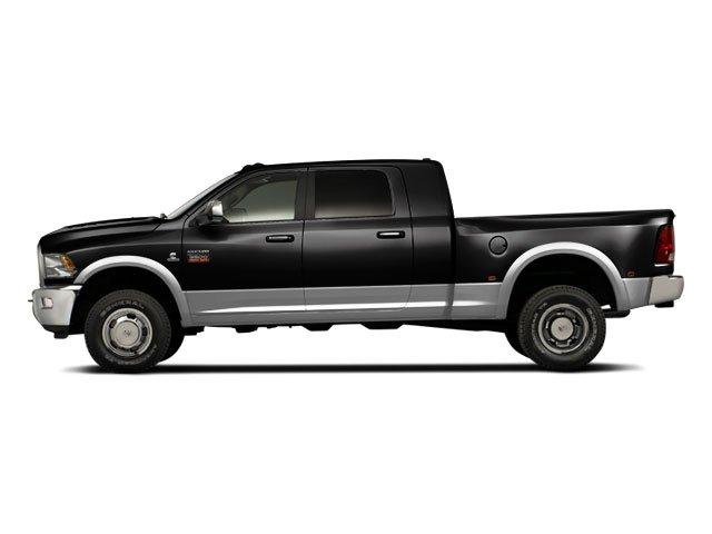 2012 Ram 3500 Laramie Turbocharged LockingLimited Slip Differential Dual Rear Wheels Four Wheel