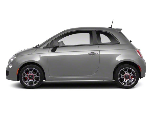 2012 FIAT 500 Pop Front Wheel Drive Power Steering ABS 4-Wheel Disc Brakes Wheel Covers Steel