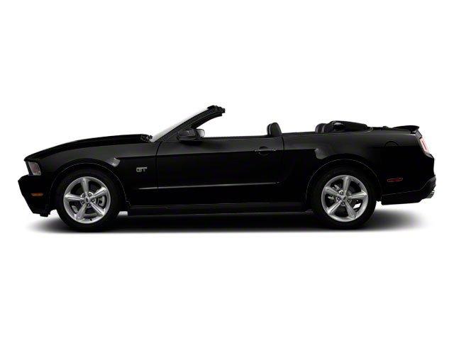 2012 Ford Mustang GT Rear Wheel Drive Power Steering 4-Wheel Disc Brakes Aluminum Wheels Tempor
