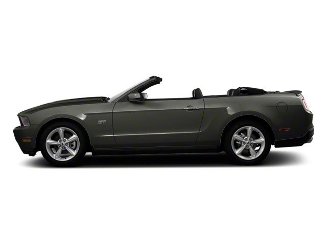2012 Ford Mustang Premium Rear Wheel Drive Power Steering 4-Wheel Disc Brakes Aluminum Wheels C
