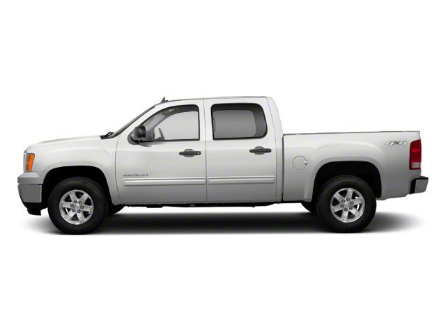 2012 GMC Sierra 1500 SLE Rear Wheel Drive Power Steering ABS Front DiscRear Drum Brakes Chrome