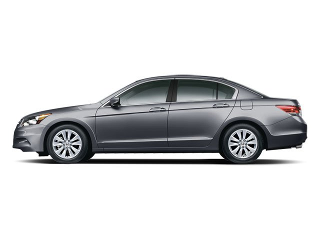 2012 Honda Accord Sdn EX-L Front Wheel Drive Power Steering 4-Wheel Disc Brakes Aluminum Wheels