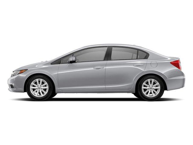 2012 Honda Civic Sdn EX Front Wheel Drive Power Steering 4-Wheel Disc Brakes Aluminum Wheels Ti