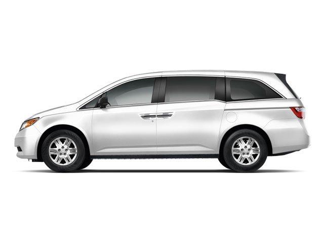 2012 Honda Odyssey LX Front Wheel Drive Power Steering 4-Wheel Disc Brakes Wheel Covers Steel W