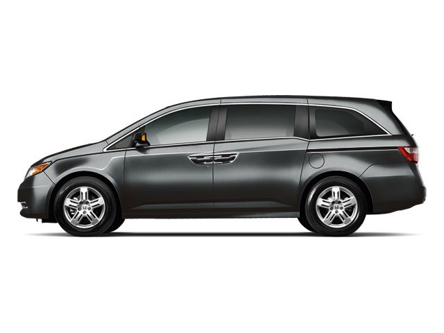 2012 Honda Odyssey Touring Elite Front Wheel Drive Power Steering 4-Wheel Disc Brakes Aluminum W