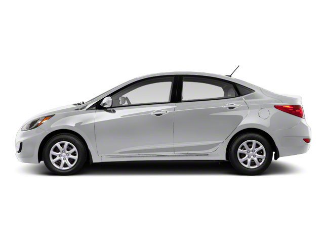 2012 Hyundai Accent GLS Front Wheel Drive Power Steering 4-Wheel Disc Brakes Wheel Covers Steel