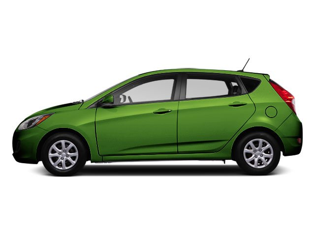 2012 Hyundai Accent  Front Wheel Drive Power Steering 4-Wheel Disc Brakes Power Mirrors Inter