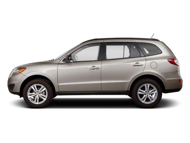 2012 Hyundai Santa Fe Limited Front Wheel Drive Power Steering 4-Wheel Disc Brakes Aluminum Whee