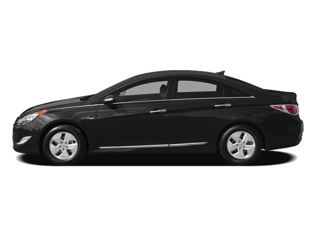 2012 Hyundai Sonata Hybrid Front Wheel Drive Power Steering 4-Wheel Disc Brakes Aluminum Wheels