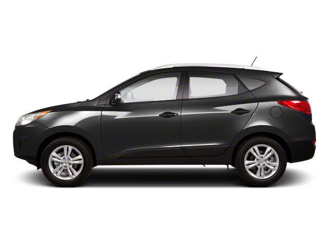2012 Hyundai Tucson Limited PZEV Front Wheel Drive Power Steering 4-Wheel Disc Brakes Aluminum W