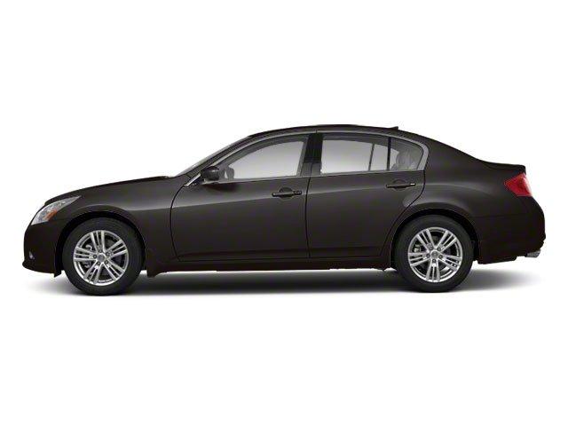 2012 Infiniti G37 Sedan  Rear Wheel Drive Tow Hooks Power Steering 4-Wheel Disc Brakes Aluminum