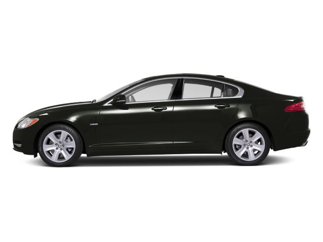2012 Jaguar XF  Rear Wheel Drive Power Steering ABS 4-Wheel Disc Brakes Aluminum Wheels Tires