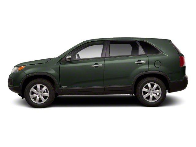 2012 Kia Sorento LX Front Wheel Drive Power Steering 4-Wheel Disc Brakes Aluminum Wheels Tires