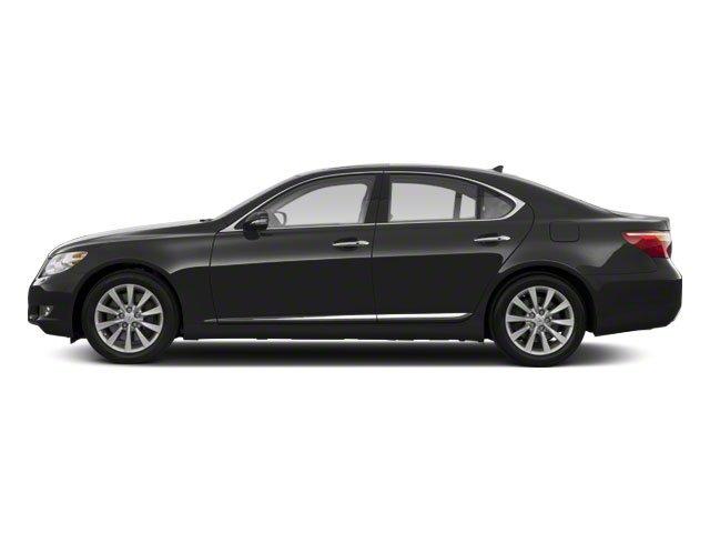 2012 Lexus LS 460 460 Rear Wheel Drive Power Steering 4-Wheel Disc Brakes Aluminum Wheels Tires