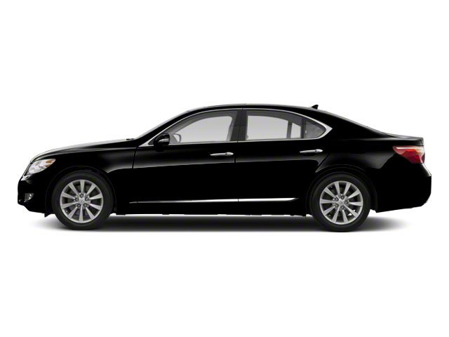 2012 Lexus LS 460 wNav Rear Wheel Drive Power Steering 4-Wheel Disc Brakes Aluminum Wheels Tir