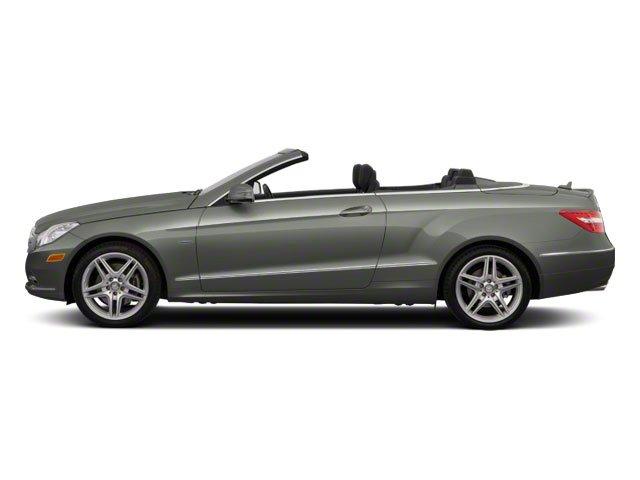 2012 Mercedes E-Class E350 Rear Wheel Drive Power Steering 4-Wheel Disc Brakes Aluminum Wheels
