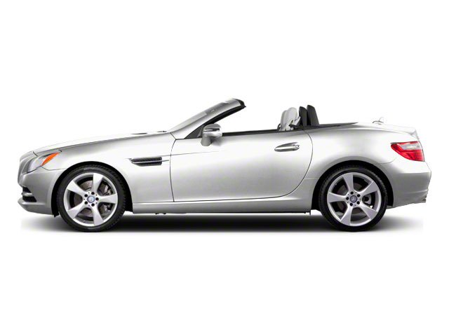 2012 Mercedes SLK-Class SLK350 Rear Wheel Drive Power Steering 4-Wheel Disc Brakes Aluminum Whee