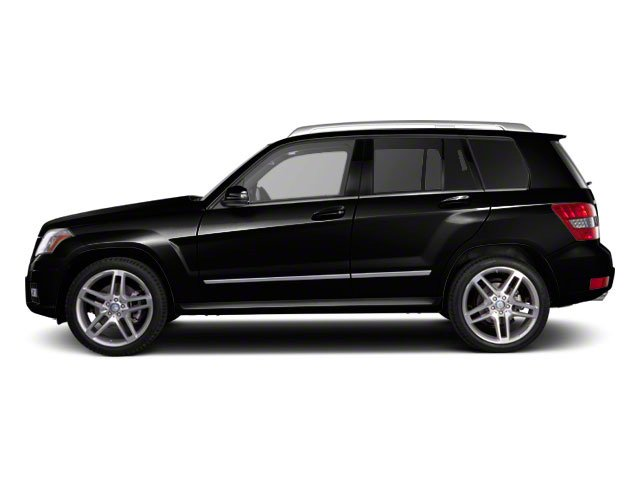 2012 Mercedes GLK-Class GLK350 Rear Wheel Drive Power Steering 4-Wheel Disc Brakes Aluminum Whee