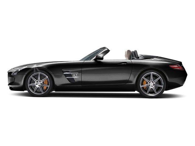 2012 Mercedes SLS AMG SLS AMG LockingLimited Slip Differential Rear Wheel Drive Power Steering