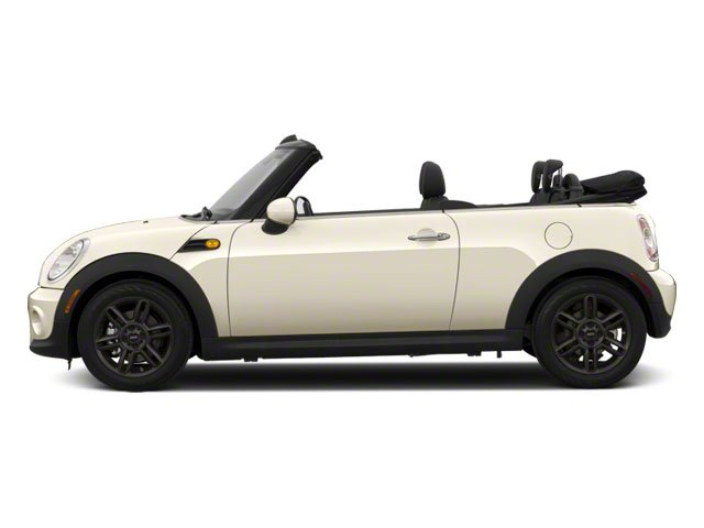 2012 MINI Cooper Convertible  BLUETOOTH  USBIPOD ADAPTER HEATED FRONT SEATS Front Wheel Drive