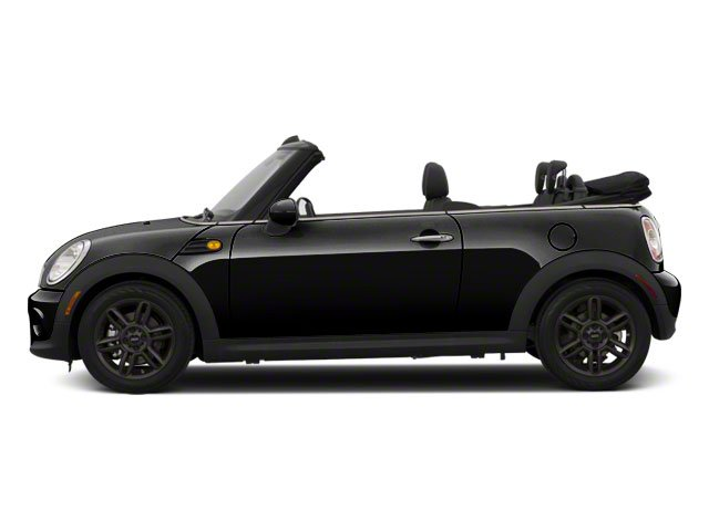 2012 MINI Cooper Convertible S COLD WEATHER PKG  -inc heated front seats  heated pwr folding mirro