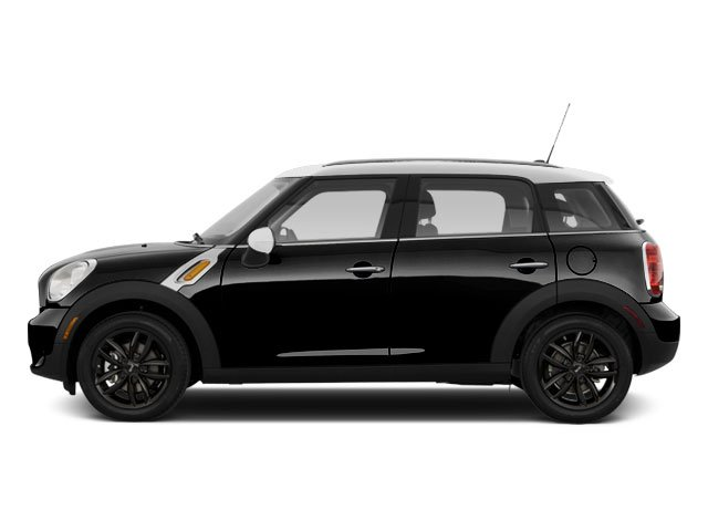 2012 MINI Cooper Countryman S Turbocharged Front Wheel Drive Keyless Start Power Steering 4-Whe